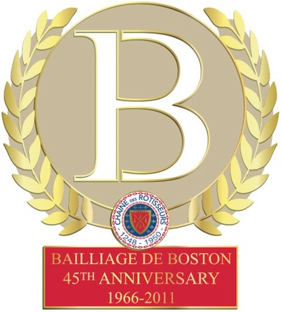 Boston 45th Pin