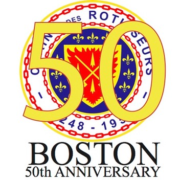 Boston 50th Pin