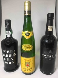 Lot 1 - Port, Port, Reisling